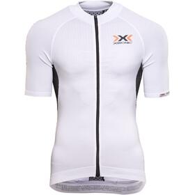 X-Bionic The Trick Fietsshirt korte mouwen Heren wit